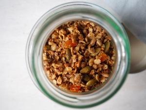 Mixed Spice Granola