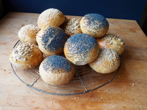 Bread rolls by More Than Just Carrots, recipe for kids