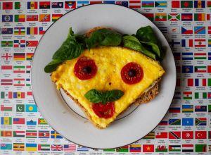Food Revolution Omelette
